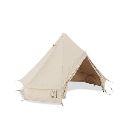 <エルブレス>アスガルド19.6 テント 142024 キャンプ用品 ドーム型テント画像