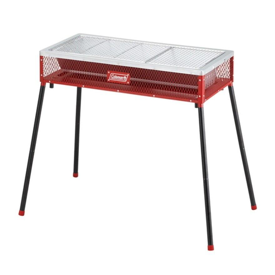 <エルブレス> クールステージグランデ レッド 170-9431 調理器具 コンロ バーベキュー画像