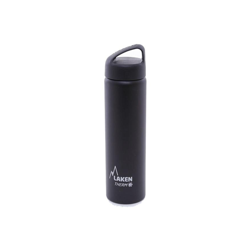 【セール実施中】【送料無料】ラーケン LAKEN クラシック・サーモ 0.75L ブラック PL-TA7N 保温 保冷ボトル