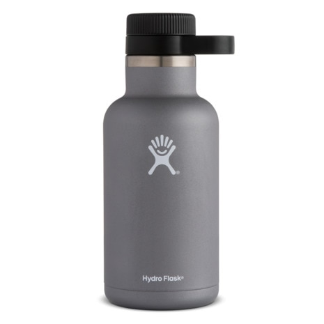 64 oz Growler 5089056-18Graphite