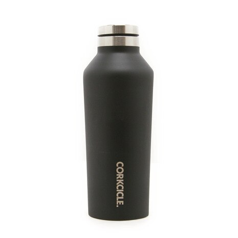 CORKCICLE CANTEEN MATTE BLACK 9OZ 2009MB