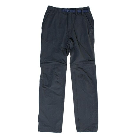 CONVERTIBLE PANTS WE27JD16チャコールグレー