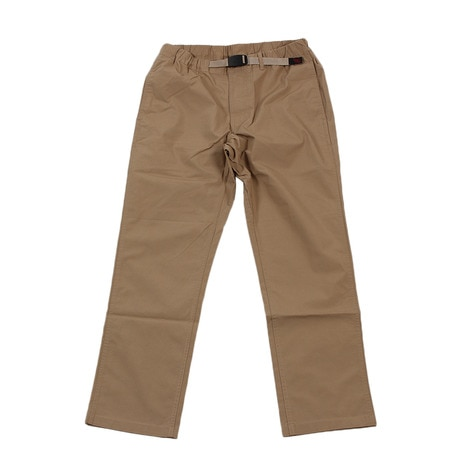 WEATHER NN-CROPPED PANTS GMP-17S034-SAND