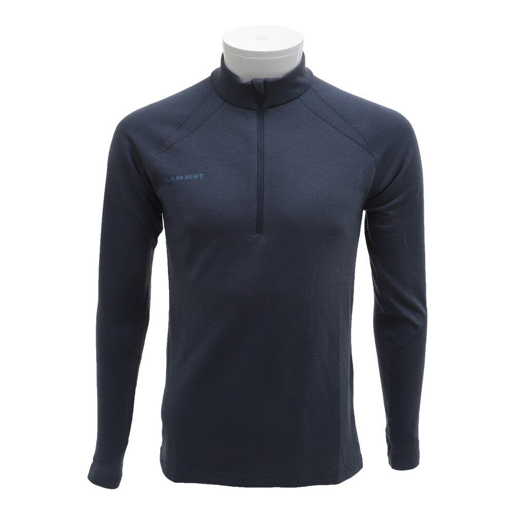 【セール実施中】【送料無料】PERFORMANCE Thermal Zip long Sleeve Men 1016-00090-5118-113