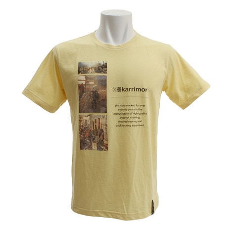 voyager Tシャツ 51814M182-L Yellow