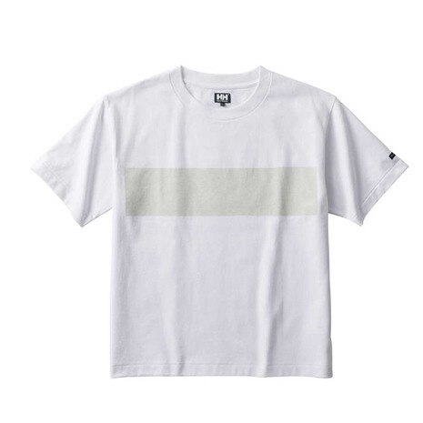 S/S ONE BORDER TEE HE61820 H