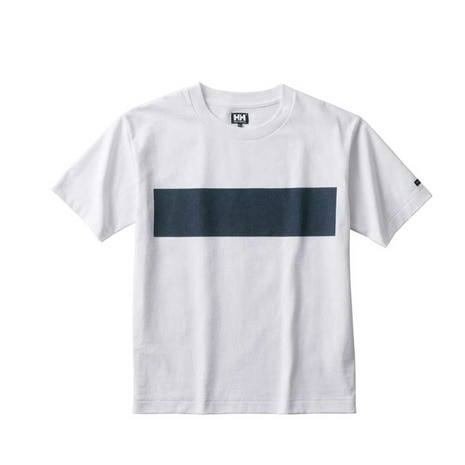 S/S ONE BORDER TEE HE61820 HB