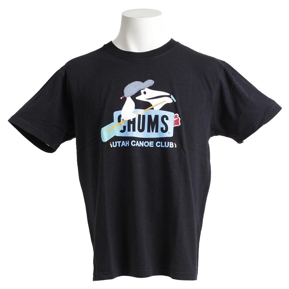 【セール実施中】【送料無料】ブービーカヌークラブ Tシャツ CH01-1347 Black