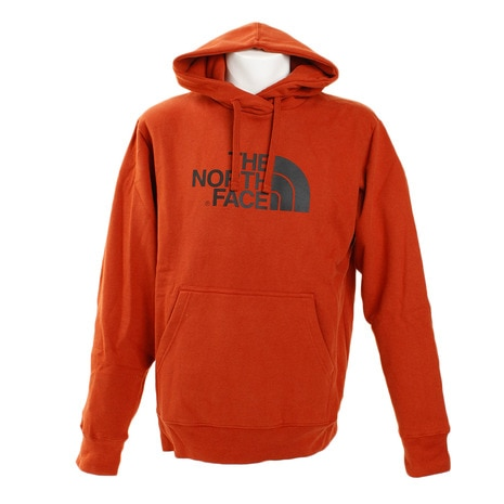 HALF DOME HOODIE ^3 AAZZ RED