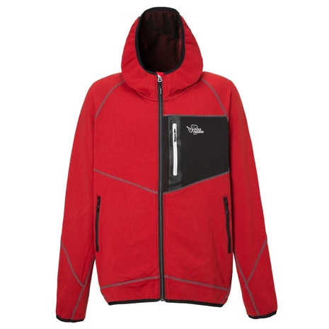 PP GRID JACKET PW27JN26RED