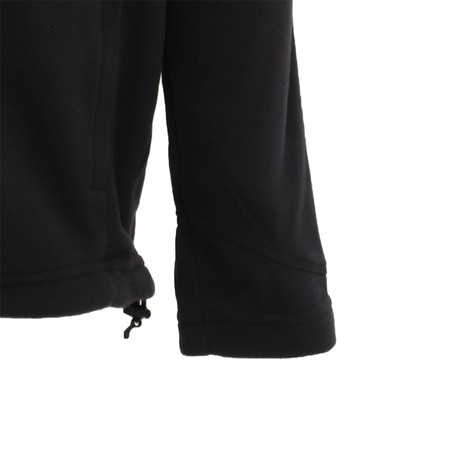 trail zip fleece ジャケット 2J08MAI1-Black
