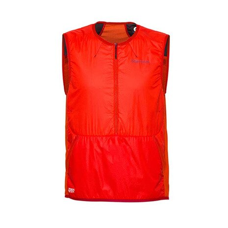 POLARTEC ALPHA POWER GRID VEST メンズ 中綿ベスト MJM-S7007 SCL