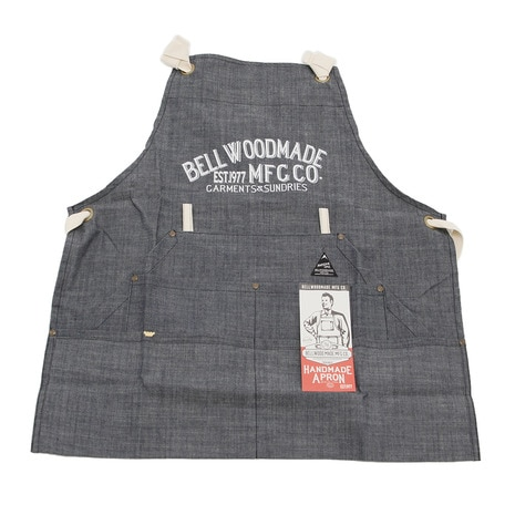 ワークエプロン ENGINEERS WORK APRON BWEACBY2028 CHAMBRAY