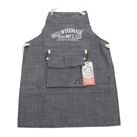 ワークエプロン THE APRON BWTACBY2014 CHAMBRAY