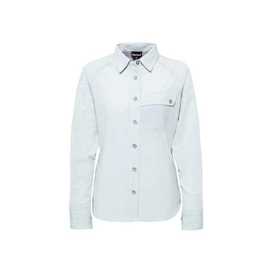 【セール実施中】【送料無料】ウイメンズ マウンテンオートロングスリーブシャツ W's Mountain Auto L/S Shirt MJS-S7543W GLC レディース 長袖シャツ