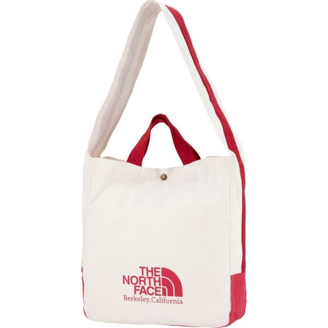 FLEA MARKET ORGANIC COTTON TOTE NM81215 RR
