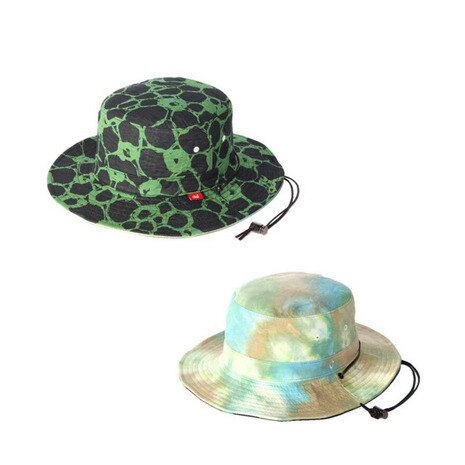 REV.TIEDYE CELL HAT ハット 帽子 RB3524 GRN