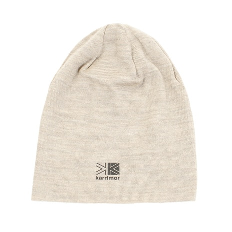 wool beanie 82304A171-L.Brown