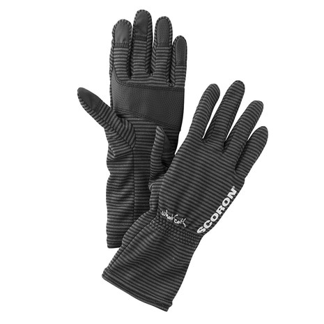 SCORON GLOVE WE27FG51ダークグレー