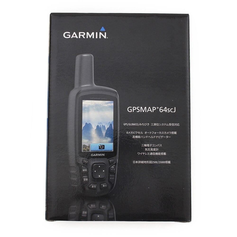 【セール実施中】【送料無料】GPSMAP 64sc J ハンディGPS 100119936