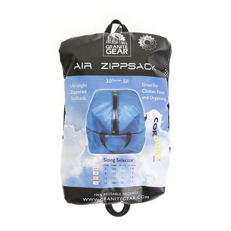 Air Zippsack 2 ^13 GG Air Zippsack 2 12L PUPL