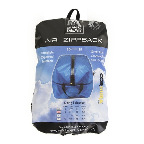 Air Zippsack 2 ^13 GG Air Zippsack 2 9L GRN