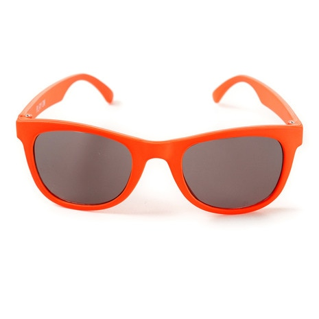 ジュニア FASHION GLASSES SQUARE ORANGE SFKY1512
