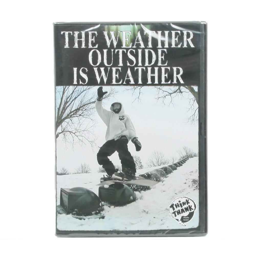 【セール実施中】【送料無料】Weather Outside is visb00169 他ボード小物
