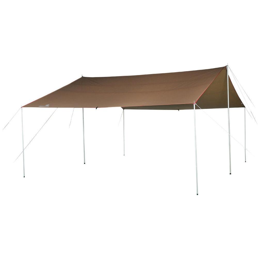 【セール実施中】【送料無料】HDタープ シールド・レクタ L TP-842 キャンプ用品 タープ