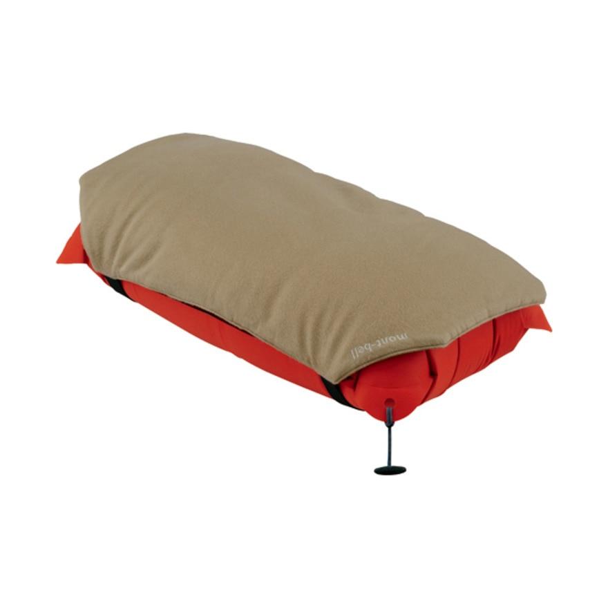 モンベル mont-bell ピローカバー 1124455 キャンプ用品 枕カバー