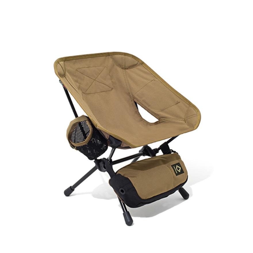 【セール実施中】【送料無料】Helinox ヘリノックス タクティカルチェアミニ 折りたたみ椅子 19755006 コヨーテ