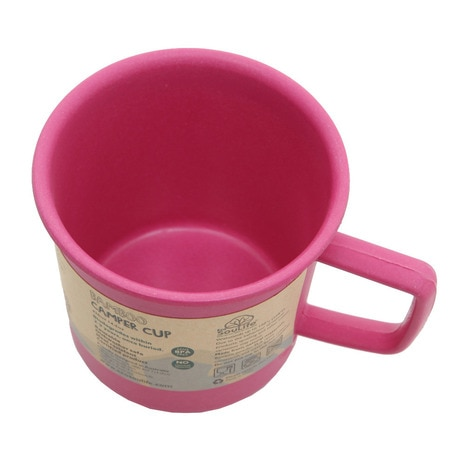 Camper Cup 14704 Pink キャンプ用品 マグカップ