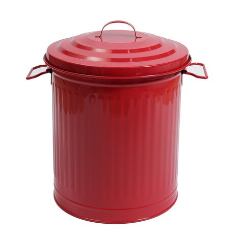 GARBAGE CAN S 100-106-RDS