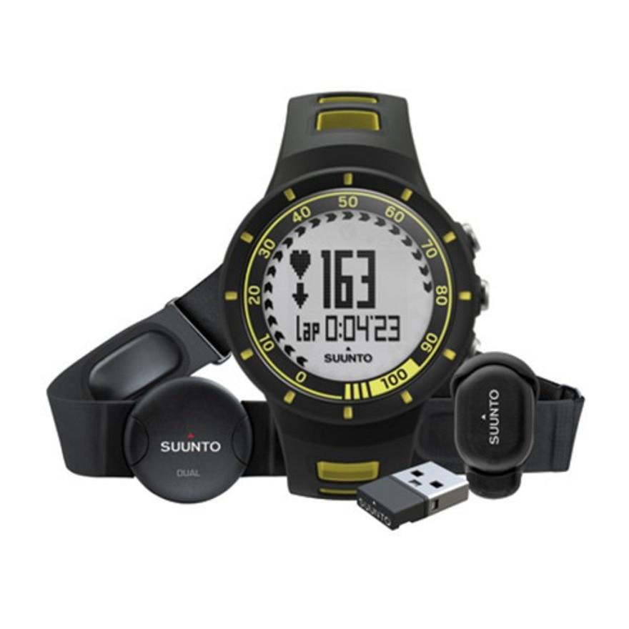 <エルブレス> クエスト ランニングパック イエロー Quest Running Pack Yellow SS019155000 腕時計 アウトドアウォッチ画像