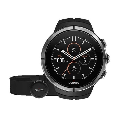 SUUNTO SPARTAN ULTRA BLACK HR SS022658000 腕時計 GPS