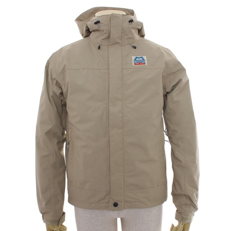 マウンテンイクイップメント MOUNTAIN EQUIPMENT 3way Rough Weather Jacket 425121 KHAKI