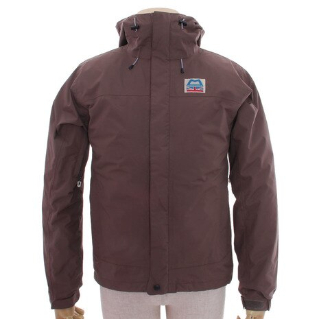マウンテンイクイップメント MOUNTAIN EQUIPMENT 3way Rough Weather Jacket 425121 BROWN