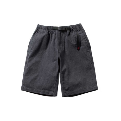ST-SHORTS 8555-FDJ-HEATHER CHARCOAL