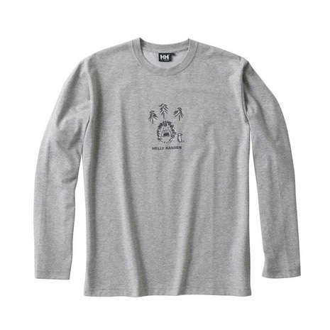 L/S HEDGEHOG TEE