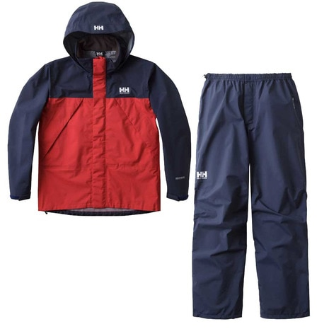 Helly Rain Suit HOE11701 R