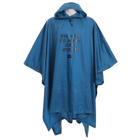 AIR LIGHT RAINPONCHO K88-901 ブルー