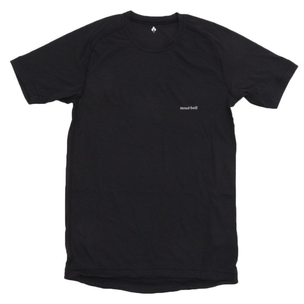 ジオライン L.W.Tシャツ 1107484 BK