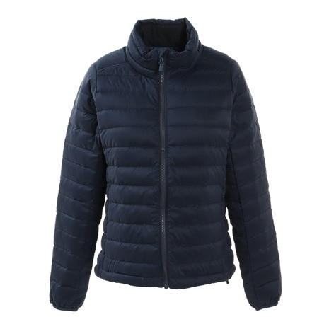 WOMENS LIGHT DOWN JACKET WE28HL18ネイビー