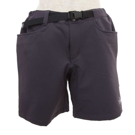 WOMENS STRETCH SHORT TREKKING PANT レディース トレッキングパンツ PWP7S4088W CGRY