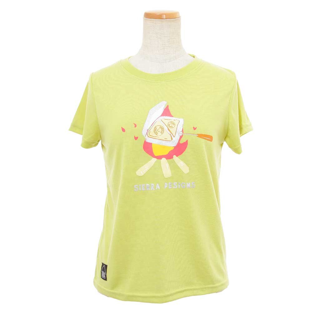 【セール実施中】【送料無料】HOTSAND TEE レディース 半袖Tシャツ 20913231-81 LGRN