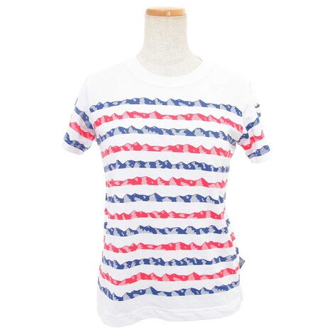 WOMENS MT BASQUE TEE レディース 半袖Tシャツ WES17W02-5710 WHXRE