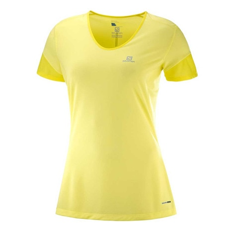 TRAIL RUNNER SS TEE L40082700 LIME