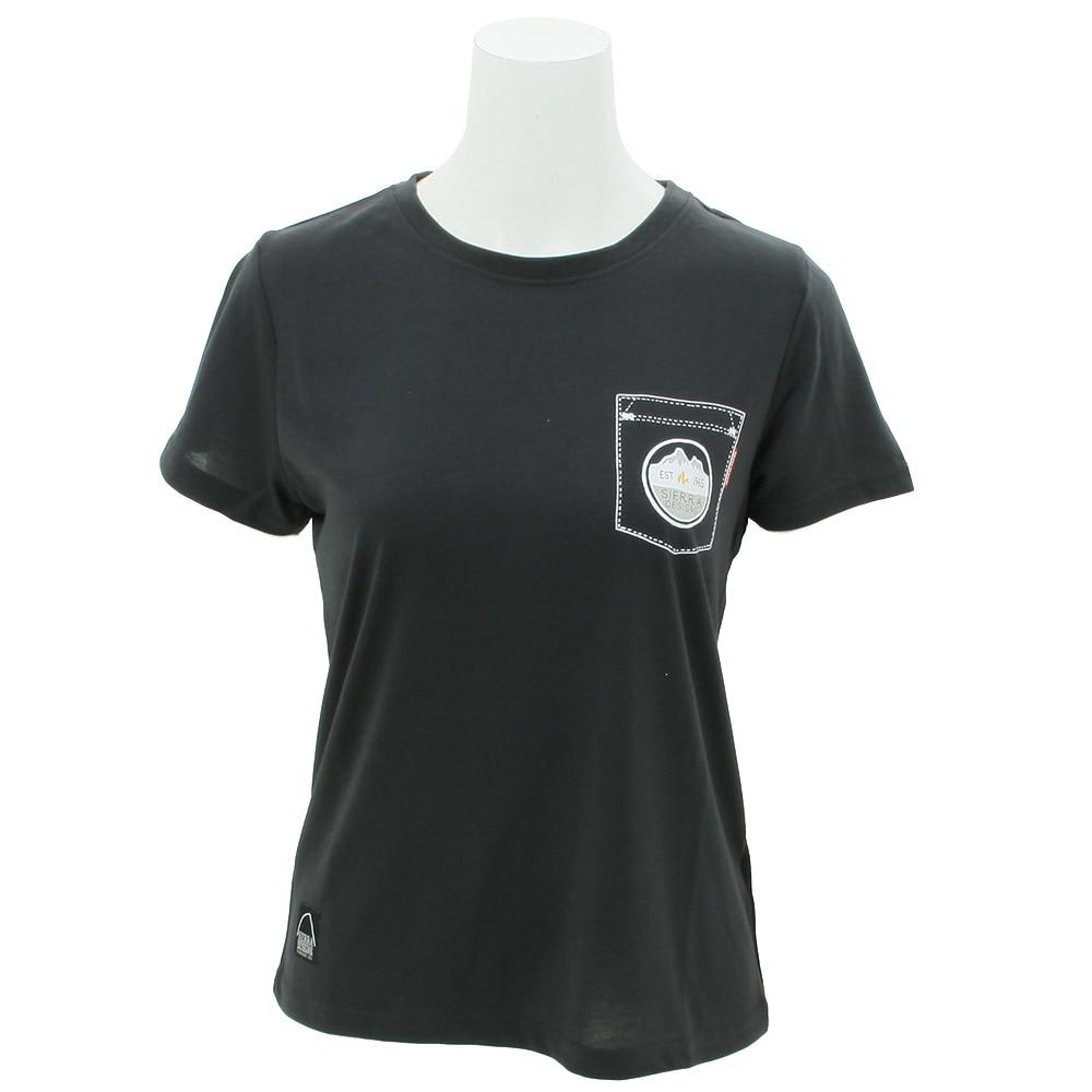 <エルブレス> 防虫ポケットTシャツ 20923259-53.CCL画像