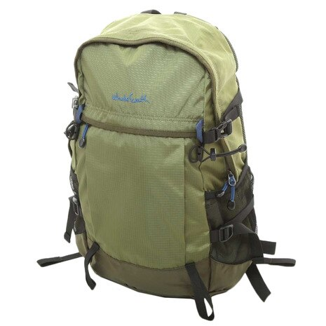 BACKPAC 25L バックパック WES17F04-9002 DGRN