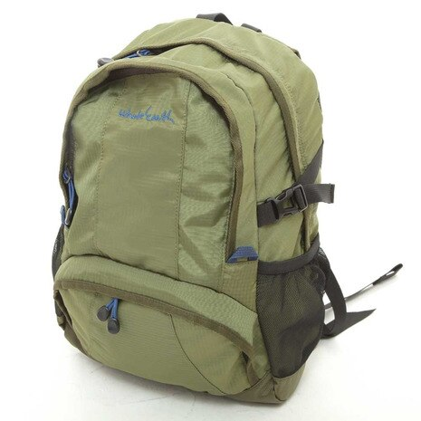 BACKPAC 15L バックパック WES17F04-9004 DGRN